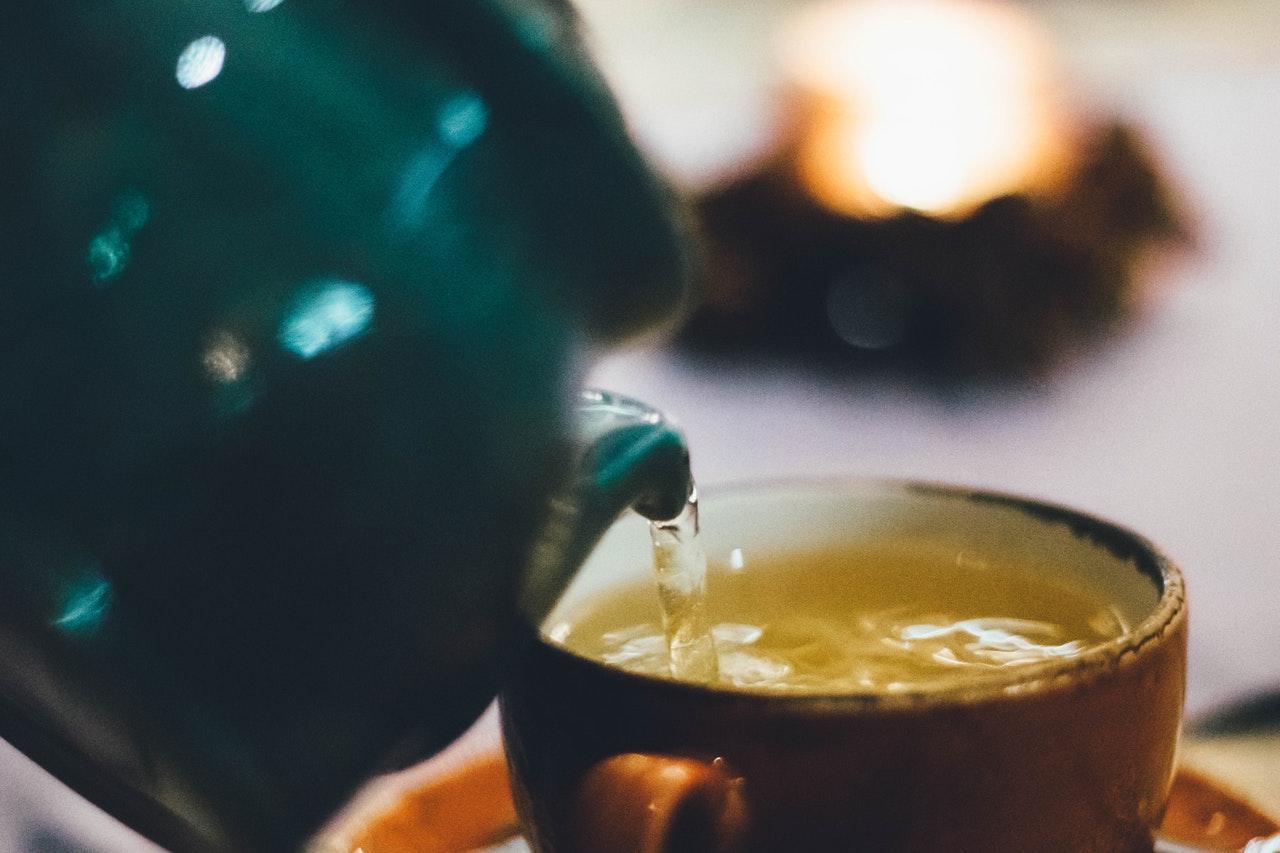 Steuererklärung abwarten und Tee trinken